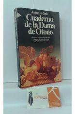 CUADERNO DE LA DAMA DE OTOÑO
