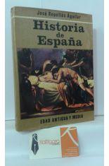 HISTORIA DE ESPAÑA. EDAD ANTIGUA Y MEDIA