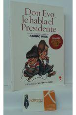 DON EVO, LE HABLA EL PRESIDENTE. LAS MEJORES BROMAS DEL GRUPO RISA (LIBRO MÁS CD)