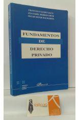 FUNDAMENTOS DE DERECHO PRIVADO