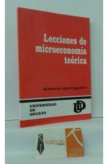 LECCIONES DE MICROECONOMÍA TEÓRICA