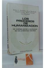 LOS PROCESOS DE HUMANIZACIÓN. UN ANÁLISIS SOCIAL Y CONDUCTUAL DE LOS PROBLEMAS INFANTILES