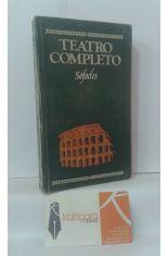 TEATRO COMPLETO DE SÓFOCLES