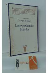 LA EXPERIENCIA INTERIOR - MÉTODO DE MEDITACIÓN - POST-SCRIPTUM 1953