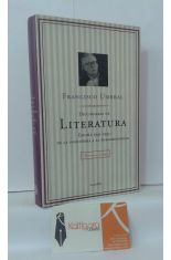 DICCIONARIO DE LITERATURA. ESPAÑA 1941-1995: DE LA POSGUERRA A LA POSMODERNIDAD