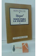 MANUAL DE TESTS PARA LA ESCUELA