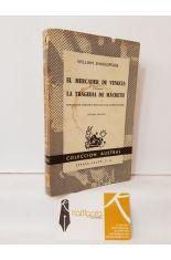 EL MERCADER DE VENECIA - LA TRAGEDIA DE MACBETH