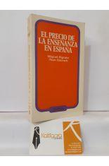 EL PRECIO DE LA ENSEÑANZA EN ESPAÑA
