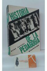 HISTORIA DE LA PEDAGOGÍA, REALIZACIONES Y DOCTRINAS