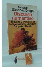 DISCURSO RUMANTINO. SEGUNDA Y ÚLTIMA SALIDA DE LOS INGENIOSOS HIDALGOS GÁRGORIS Y HABIDIS