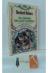 SHERLOCK HOLMES, EL SIGNO DE LOS CUATRO
