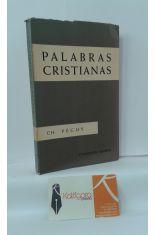 PALABRAS CRISTIANAS