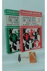 ANIMACIÓN DE GRUPOS (TOMOS I Y II)