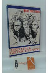 TERTULIAS Y GRUPOS LITERARIOS