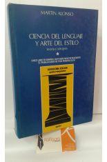 CIENCIA DEL LENGUAJE Y ARTE DEL ESTILO. 1, TEORÍA Y SINOPSIS