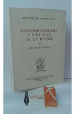 DESENVOLVIMIENTO Y VITALIDAD DE LA IGLESIA II: EVOLUCIÓN DOCTRINAL