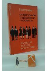 ORÍGENES DEL CAPITALISMO MODERNO
