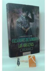 ÁNGEL MECÁNICO. CAZADORES DE SOMBRAS, LOS ORÍGENES.