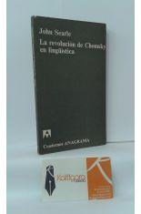 LA REVOLUCIÓN DE CHOMSKY EN LINGÜÍSTICA