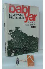 BABI YAR, EL VÉRTIGO DEL TERROR