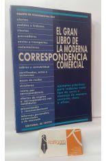 EL GRAN LIBRO DE LA MODERNA CORRESPONDENCIA COMERCIAL