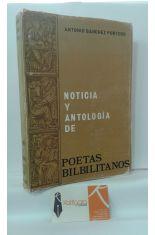 NOTICIA Y ANTOLOGÍA DE POETAS BILBILITANOS