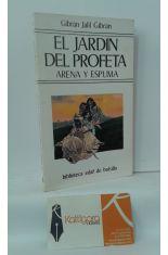 EL JARDÍN DEL PROFETA - ARENA Y ESPUMA