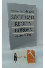 SOCIEDAD, REGIÓN, EUROPA
