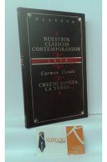 CRECIÓ ESPESA LA YERBA...