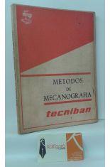 MÉTODOS DE MECANOGRAFÍA TECNIBAN