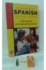CONTEMPORARY SPANISH CULTURAL STUDIES