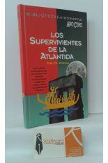 LOS SUPERVIVIENTES DE LA ATLÁNTIDA