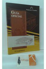 GUÍA OFICIAL DEL PARLAMENTO DE CANTABRIA. VI LEGISLATURA
