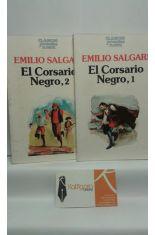 EL CORSARIO NEGRO (TOMOS 1 Y 2)