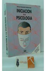 INICIACIÓN A LA PSICOLOGÍA