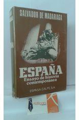 ESPAÑA. ENSAYO DE HISTORIA CONTEMPORÁNEA