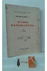 LAS FRONTERAS DE LA FILOSOFÍA Y DE LA FÍSICA. TOMO I: EL ÁTOMO