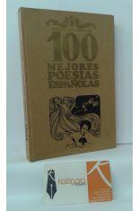 100 CIEN MEJORES POESÍAS ESPAÑOLAS