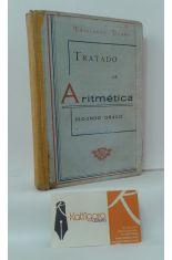 TRATADO DE ARITMÉTICA. SEGUNDO GRADO, CURSO MEDIO