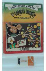 LA ENERGÍA. LOS GRANDES INVENTOS DEL SR. HUMANIDAD CON TOMO GIGIO, TOMO 9.