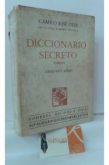 DICCIONARIO SECRETO. TOMO II SERIES PIS Y AFINES