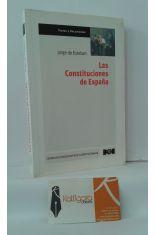 LAS CONSTITUCIONES DE ESPAÑA