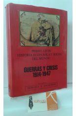 HISTORIA ECONÓMICA Y SOCIAL DEL MUNDO. 5, GUERRAS Y CRISIS 1914-1947