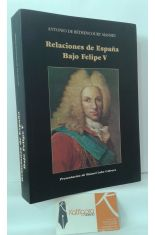 RELACIONES DE ESPAÑA BAJO FELIPE V. DEL TRATADO DE SEVILLA A LA GUERRA CON INGLATERRA (1729-1739)