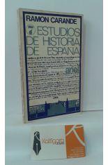 ESTUDIOS DE HISTORIA DE ESPAÑA
