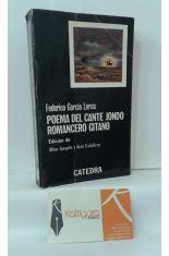 POEMA DEL CANTE JONDO - ROMANCERO GITANO