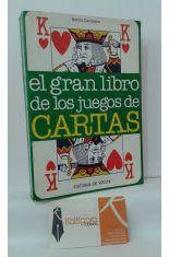 EL GRAN LIBRO DE LOS JUEGOS DE CARTAS