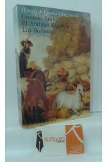 EL ANTIGUO RÉGIMEN: LOS BORBONES (HISTORIA DE ESPAÑA ALFAGUARA IV)