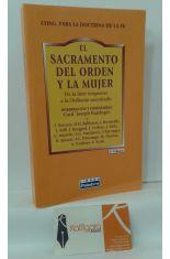 EL SACRAMENTO DEL ORDEN Y LA MUJER. DE LA INTER INSIGNIORES A LA ORDINATIO SACERDOTALIS