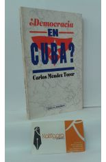 ¿DEMOCRACIA EN CUBA?